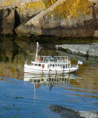 Ilmarinen Passagierdampfer, Finnland - Maßstab 1:24 - kein Scalenachbau, nur vorbildähnlich