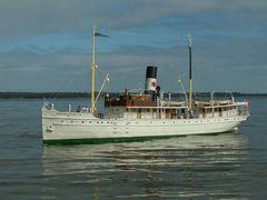 Nordbornholm dänische Fracht- und Personenfähre, 1929 - Maßstab 1:24