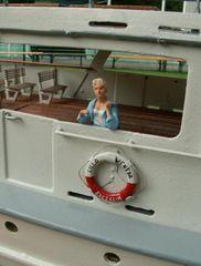 Lilla Weneda - polnisches Fahrgastschiff (1961 Danzig)