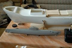 Noch unbekantes U-Boot