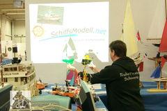 Schiffsmodell.net auf der Intermodellbau 2013