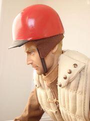 Fred mit Helm