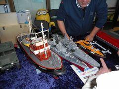 Modellbootausstellung Und Showfahren Im FEZ Berlin 014