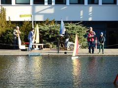 Modellbootausstellung Und Showfahren Im FEZ Berlin 004