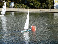 Modellbootausstellung Und Showfahren Im FEZ Berlin 003