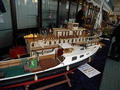 Modellbootausstellung Und Showfahren Im FEZ Berlin 016