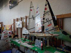 Modellbootausstellung Und Showfahren Im FEZ Berlin 019