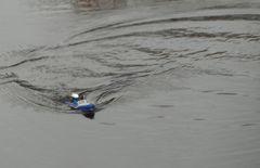 Das Micro-Schlauchboot