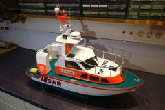 """Tochterboot"" DGzRS Zander"