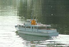 Lilla Weneda - polnisches Binnenfahrgastschiff (hatte die erste Werftprobefahrt) - gehört seit kurzem mir :-)