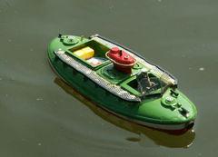 Tedje - kleines SRK Tochterboot von Klaus Ebensen