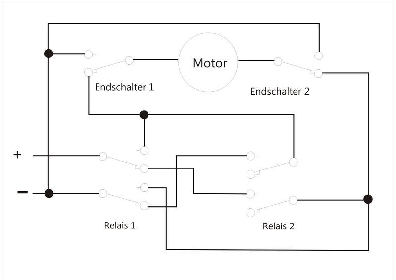 Endschalter - Schaltungen und Bauelemente - Schiffsmodell.net