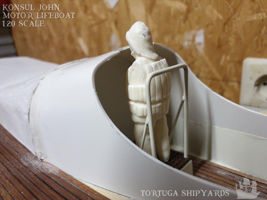 Motorrettungsboot Konsul John