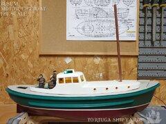 Motorrettungsboot Büsum